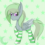 |C|GIF|Twinkle Toes in socks by Victoria-Luna