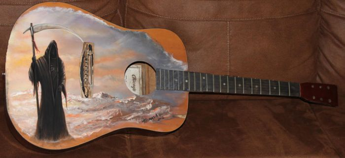 New use, old guitar by ArT-Walker