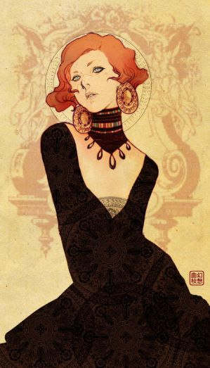 ginger by yasa-hime