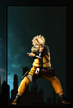 _Naruto Returns_ by BAN---KAI