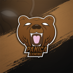 Mascot logo for PANICA GAMING TEAM! Order yours! by Qeesec