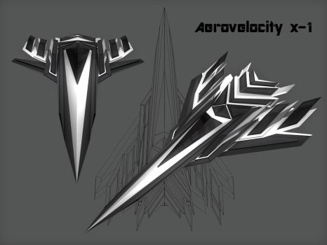 Aerovelocity X-1 by Xelitron