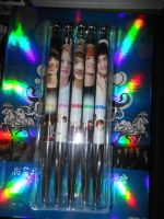 SHINee Pens by ShineeWorld58
