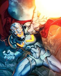 Ultron PLUS by GENZOMAN