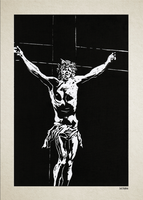 Crucifix [Choke Book Illustration] by JackSephton