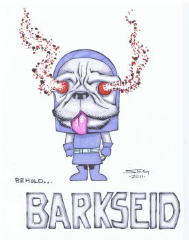 Barkseid in Color by MarkStegbauer