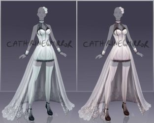 (CLOSED) Adopt auction - Outfit 65 by cathrine6mirror