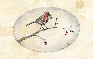 The Ring and the Robin by Kitty-Grimm