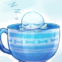 Teacup Sans by FlowerpotTh