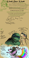 TMNT meme - line for line by PipingPringle