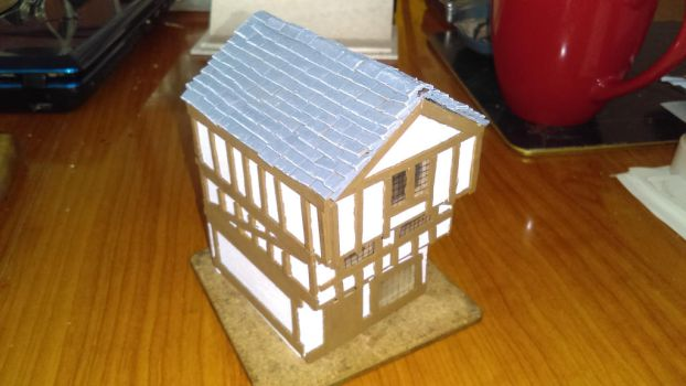 tudor house painted 2 by lordcommander52