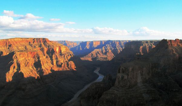 The Grand Canyon by lekaylea
