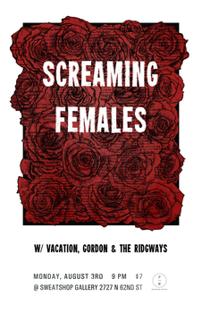 :: Screaming Females :: by Michael-Booger