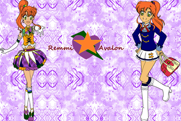 Remmi Avalon by Atem3337
