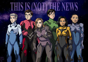 This Is (Not) The News by ErinPtah