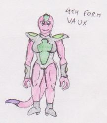 Vaux in fourth form by WhippetWild