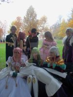 Code Geass Group by Cosmy-Milord