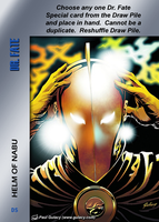 Dr. Fate Special - Helm Of Nabu by overpower-3rd