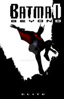 Batman Beyond Fan cover 1 by cirus5555