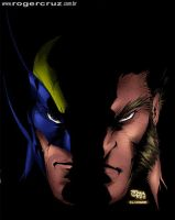 Wolverine-Logan by sludger