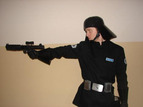 Navy Trooper Costume 2 by Jok18