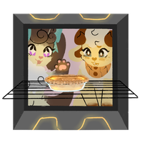 Here Comes The Pie by scarysu