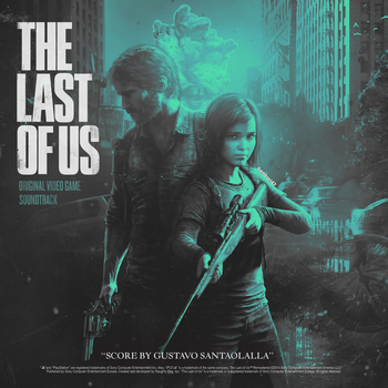 The Last of Us: Original Soundtrack Cover by BenikariDesigns
