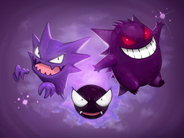 Lavender Town by BethBH