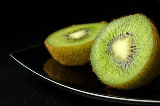 Kiwi Fruit by NorthBlue