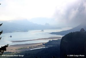 9440 Columbia River Gorge by wtsecraig