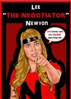 Lee The NEGOTIATOR Newton by LeeOnami