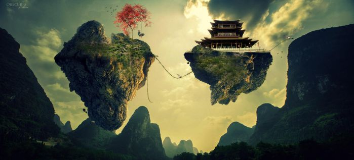 Japanese dream by ObscuriaStudio