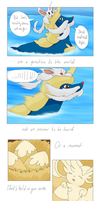 Silver Linings: A Black 2 Nuzlocke ~ Pages 204-215 by SilverStrangequark