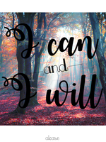 I can and I will by BitsN