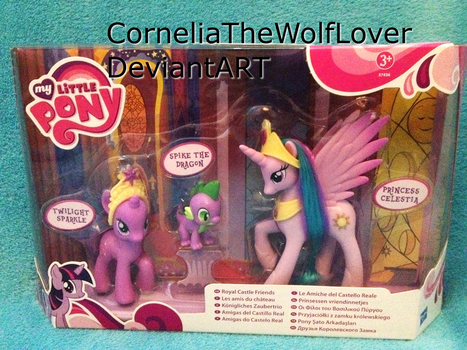.:My new MLP FiM set:. by CorneliaTheWolfLover