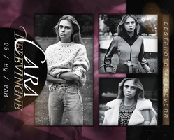 Photopack 4510 - Cara Delevingne by southsidepngs