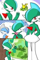 The first of gallade