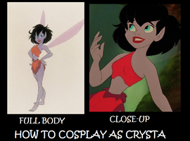 How to Cosplay as Crysta by Prentis-65