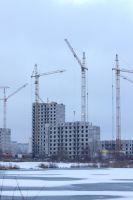 High-Rise Construction 3 by ManicHysteriaStock