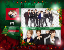 BTS PNG PACK #1| by Upwishcolorssx