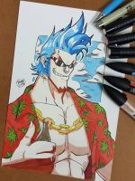 Day 261 Franky by TomatoStyles
