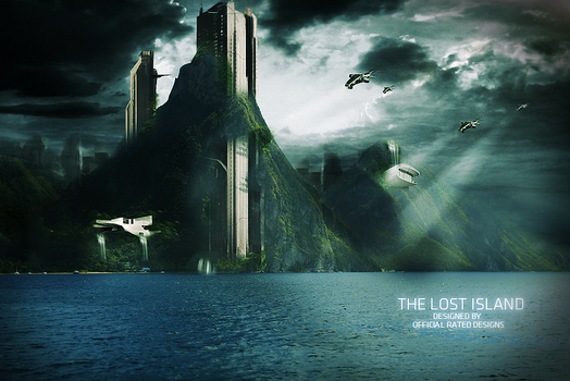 The Lost Island by OfficialRated