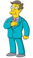 Seymour Skinner by ItalianDuck1