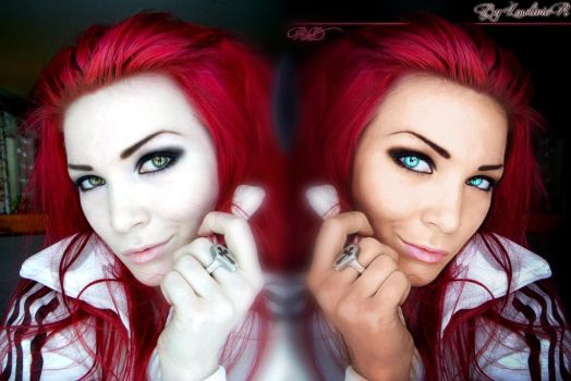 ReD before after by lowlivier