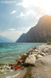 riva del garda (roadtrip to tuscany) by mystic-darkness