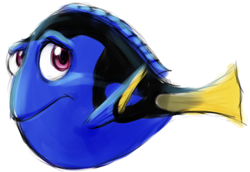 Dory by ColossalStinker