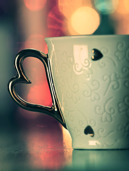 You're My Cup Of Tea by Rustmouth