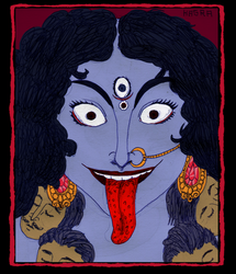 Kali by hagra69