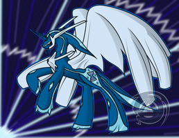 Dialga - War of Gods