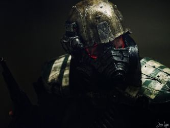 Fallout 4 Cosplay by SNTP